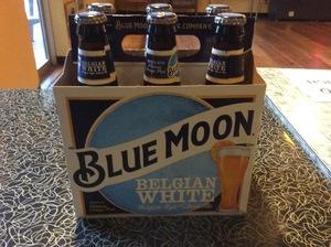 Beer Blue Moon